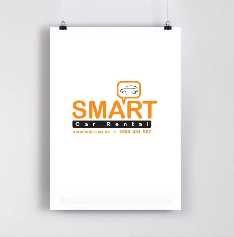 Smart Car Logo Design